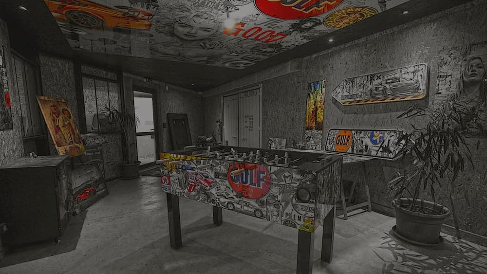 Wallart 3D - Studio, Galerie