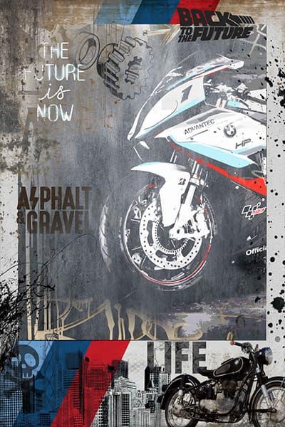 BMW Motorrad - 3D Galeriebild