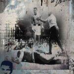 Muhammad Ali - KO 3D Kunstbild online kaufen