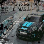 Mini Racing Blue